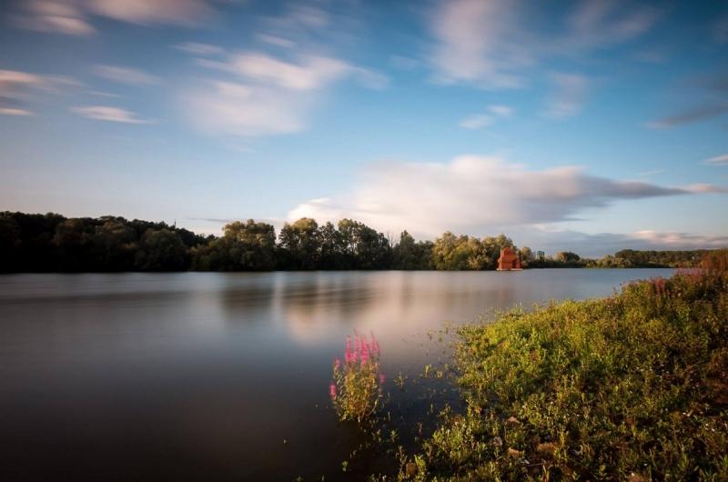 landschap van Harm Klaverdijk