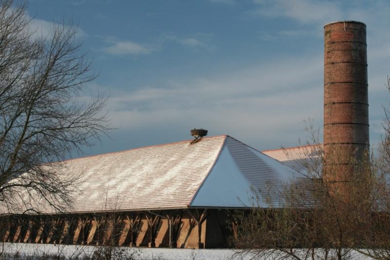 steenfabriek Elden
